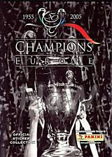 Panini - CHAMPIONS OF EUROPE 2005 - 10 Sticker auswählen