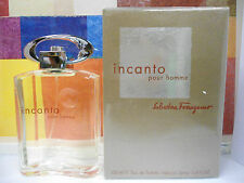 INCANTO POUR HOMME BY SALVATORE FERRAGAMO EDT SPRAY 3.4 OZ / 100 ML NEW IN BOX