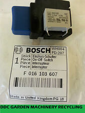 bosch rotak on / off switch new genuine replacement spares