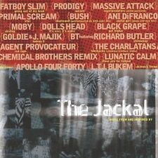 Jackal (1997) Fatboy Slim, Prodigy, Massive Attack, Primal Scream.. [CD]