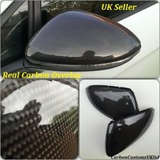 VW golf MK7 carbon fibre mirror covers *Replacement* GTI GTD golf R -UK SELLER-
