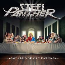 **NEW** - All You Can Eat - Steel Panther EAN5060186921365