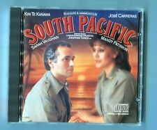 cd soundtrack SOUTH PACIFIC © 1986 1st press JAPAN FOR EUROPE jose carreras CBS