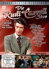 Die Rudi Carrell Show Vol. 4 * DVD Serie Die 7 letzten Folgen Pidax Neu Ovp
