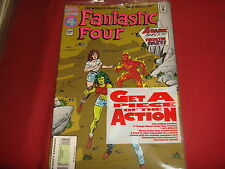 FANTASTIC FOUR #394 Bagged with Acetate   Marvel Comics 1994 - NM