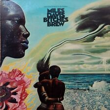 MILES DAVIS BITCHES BREW NEW SEALED 180G DOUBLE LP IN STOCK