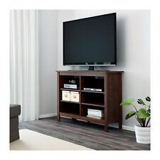IKEA BRUSALI Mobile TV, marrone libreria 120x85 cm