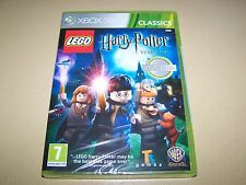 Lego Harry Potter Years 1-4 Classics (Xbox 360) NEW & SEALED