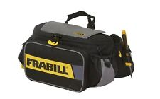 Frabill Ice Fishing Tackle Bag / Box Storage System Built in Hand Muff - NEW!