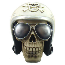 The Authoritarian Skull 16cm | Nemesis Now | Police | Unusual Gift | Collectable