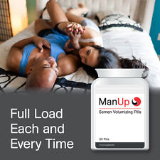 MAN UP SEMEN VOLUMIZING PILLS EXTREME AMOUNT OF CUM GREAT ORAL SEX NOW