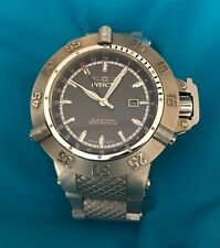 Invicta LE Subaqua Noma III GMT Automatic Model-4557