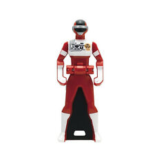 Power Rangers Sentai Legend Mini Key Super Megaforce BIOMAN Red NEW DE