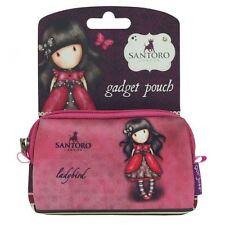 Santoro Gorjuss Gadget Pouch - Ladybird