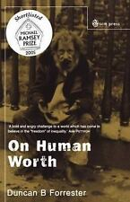 On Human Worth: A Christian Vindication of Equality