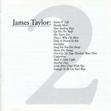 Vol. 2-Greatest Hits - James Taylor (2000, CD NEUF)
