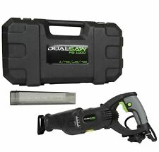 Dualsaw RS1000 10 Amp Reciprocating Saw w/ Dual or Single Blade Technology