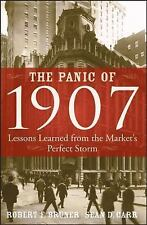 The Panic of 1907: Lessons Learned from the Market's Perfect Storm-ExLibrary