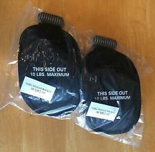 Pair Of Sherwood Weight Pockets (2) CQR2 BCD, Size: 10lbs NEW