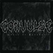 CONVULSE - Cycle of Revenge CD, NEU