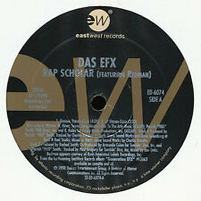 "12"" US**DAS EFX - RAP SCHOLAR (EASTWEST RECORDS '98 / PR-COPY)***6824"