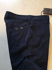 NWT $655 Gucci Men's Pants Blue 48 Euro ( 32 US ) Italy