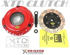 XTD STAGE 3 DUAL MULTI FRICTION CLUTCH KIT B18A1 B18B1 B18C1 B18C5 B20B B20Z