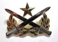 "US Army Ranger Qualification Badge Military 2"" Lapel  Hat Pin Gold & Silver"