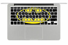 Macbook Air Pro Vinyl Skin Sticker Decal Keypad keyboard - Bat hero KP03