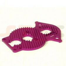 STRC HPI Wheely King Aluminum Heat Sink Motor Plate Purple ST86818P 1/10 Crawler