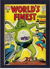 World's Finest 110, Supersize Images, FN- (5.5), DC Superman Batman Teamup