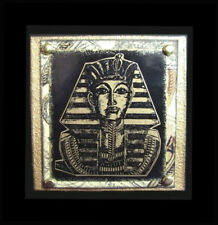 Egyptian  (set of 4) - (Cling backing for acrylic handles) Rubber Stamp