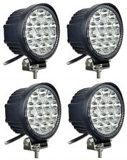 4x 42W LED Work Light Lamp ATV Boat Off Road 4x4 Bowfishing Marine Tractor SPOT