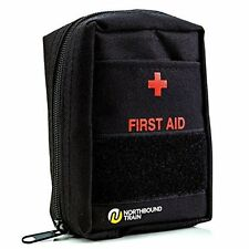 First Aid Kit Emergency Bag Medical Survival Trauma Car Outdoor Travel Home New