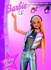 Rising Stars (Barbie) (Super Coloring Book) by Golden Books