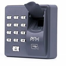 X6 125KHZ Biometric Fingerprint Keypad Reader Door Lock Intercom Access Control