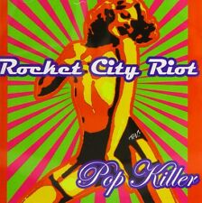 ROCKET CITY RIOT - POP KILLER  CD NEU