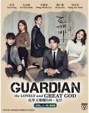 Goblin - Guardian the Lonely and Great God Korean Drama DVD (English Subtitle)