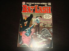 BAT LASH #6 High Grade  Nick Cardy  Silver Age DC Comics 1969 VF