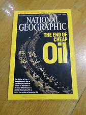 NATIONAL GEOGRAPHIC JUN 2004 END OF CHEAP OIL IRAQ SHIITES CLIFF-HANGING TOMBS