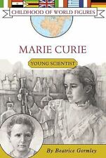 Marie Curie: Young Scientist (Childhood of World Figures)-ExLibrary