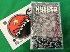 Kylesa Spiral Shadow WHITE Cassette Tape NEW CSD 2015 SOM 220T Piranha Records