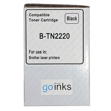 1 Black Laser Toner Cartridge for Brother DCP-7060D HL-2240 HL-2270DW MFC-7460N