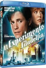THE PHILADELPHIA EXPERIMENT (1984) **Blu Ray B** Michael Pare Nancy Allen