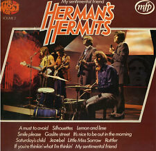 The Most Of Herman's Hermits Volume 2 UK Vinyl LP Record EXCELLENT CONDITION