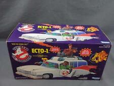 Vintage 1986 The Real GhostBusters Ecto-1 Vehicle New In Open Box Never Used