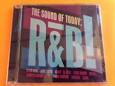 Sony Music's THE SOUND OF TODAY: R&B [CD, 2014] - NEW! - 10 hits: Miguel, Usher