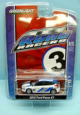 320 GREENLIGHT / ROAD RACERS / FORD FOCUS ST 2012 1/64