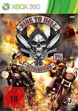 Xbox 360 Ride to Hell: Retribution NEU / OVP USK18 Promo Disc Vollversion Biker