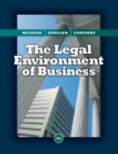 The Legal Environment of Business by Roger E Meiners